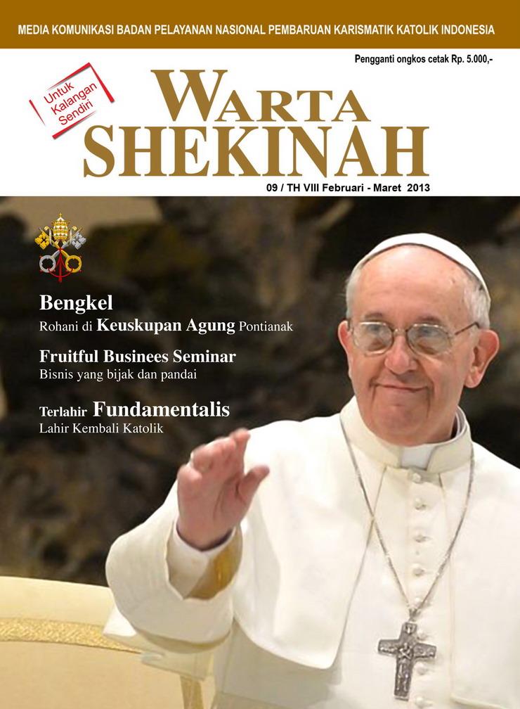 Warta Shekinah Feb - Mar 2013