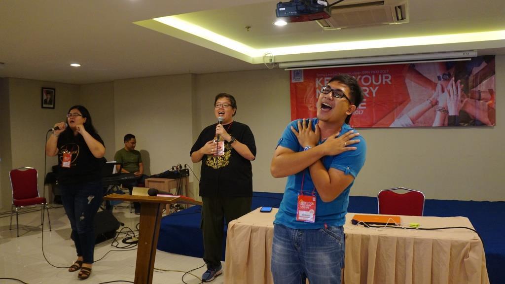 Temu Leaders Kepemudaan BPN PKKI 2017