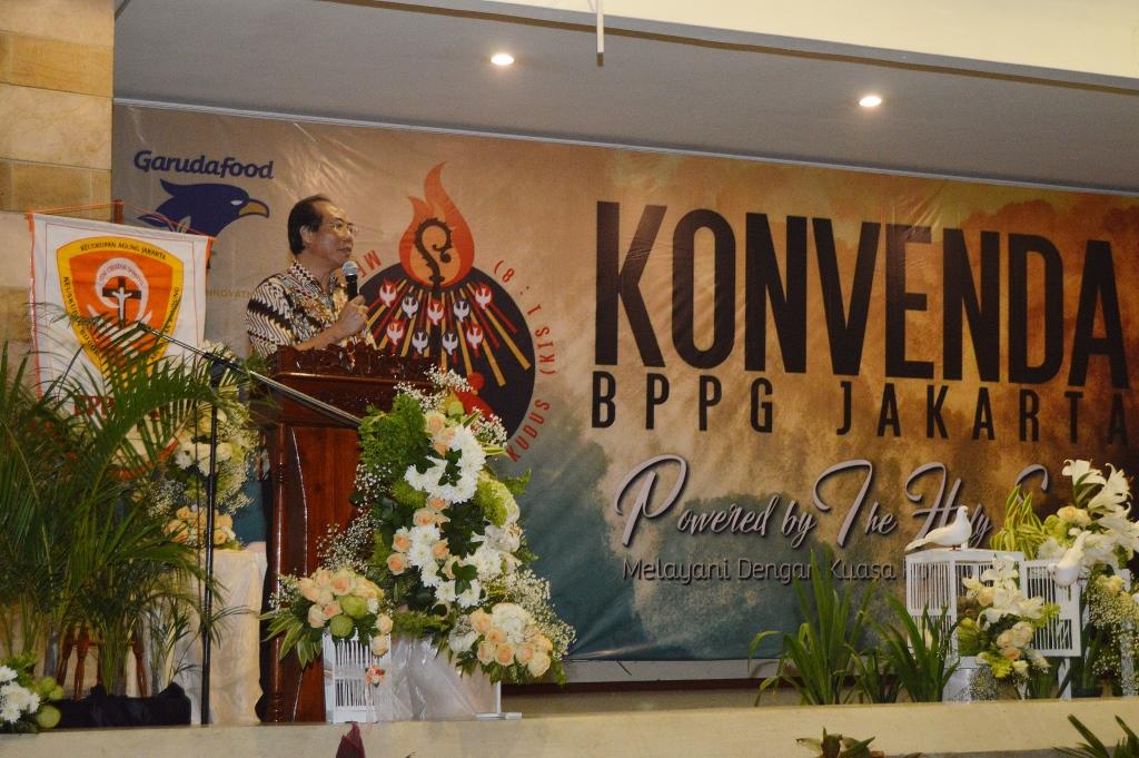 Konvenda X BPPG Jakarta 2017: Powered By The Holy Spirit