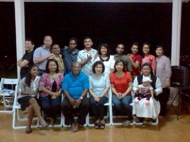 Jayapura Mencetak Pengajar SHDR