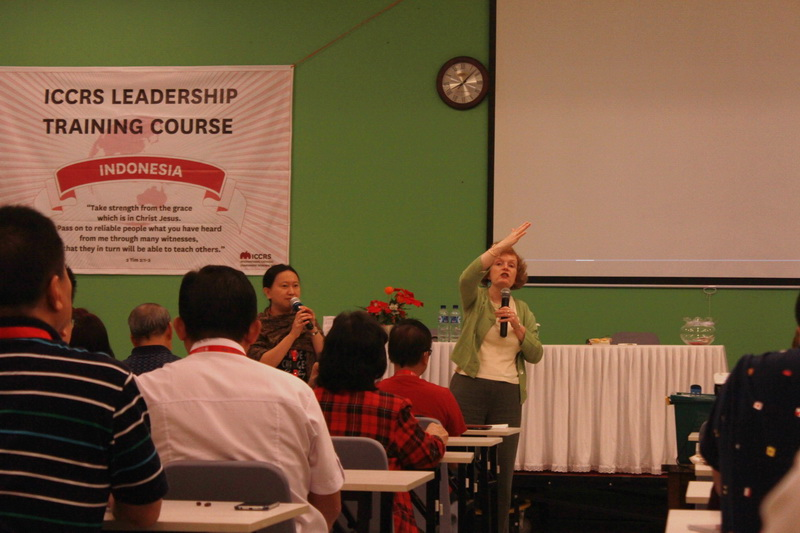 ICCRS Leadership Training Course: Pembaruan Karismatik Katolik (Bag. 2)