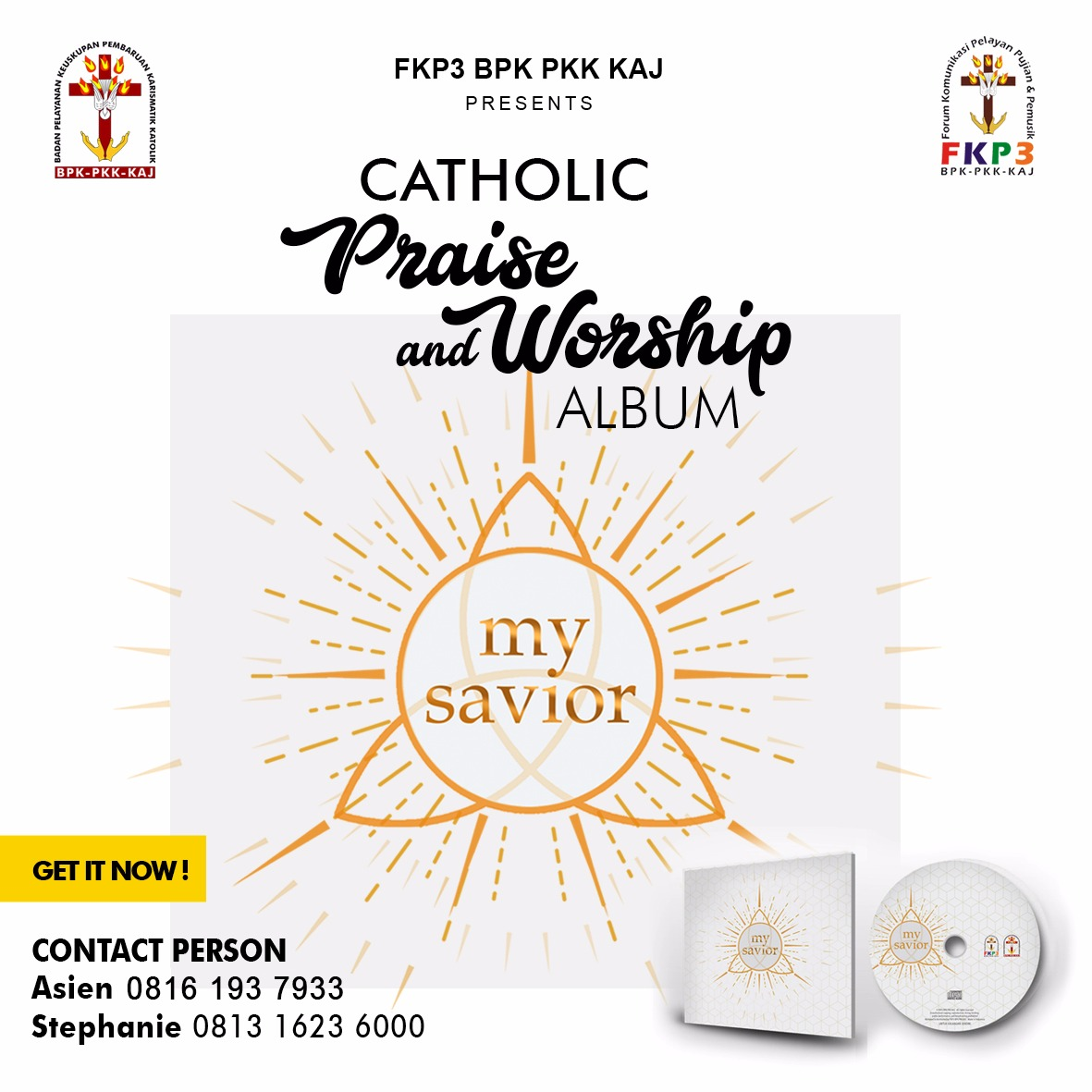 Catholic Praise & Worship Album