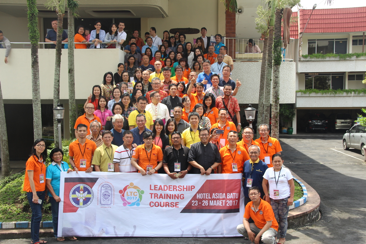 Leadership Training Course Indonesia - Malang, 2017