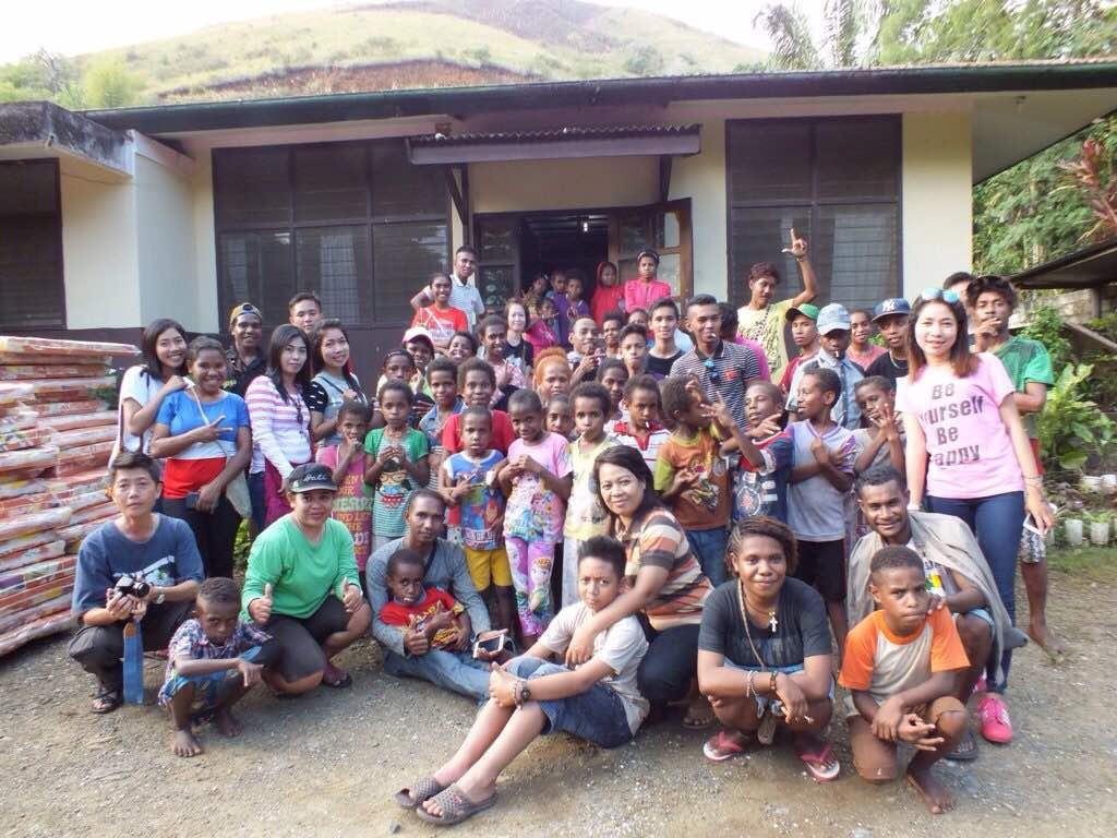Aksi Sosial & Perayaan Paskah PDOMPKK St. Yohanes Don Bosco Jayapura
