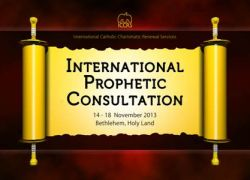 International Prophetic Consultation • Bethlehem, Holy Land