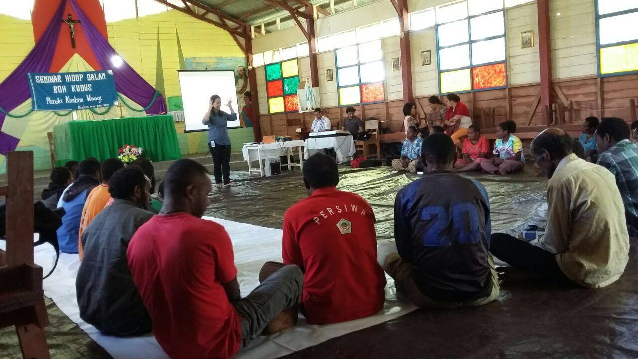 SHDR Di Pedalaman Kimbim, Wamena