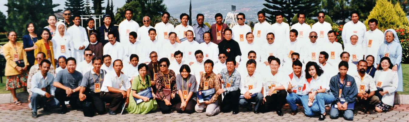 Konvenas VII PKK Indonesia - Thn 1996 di Malang
