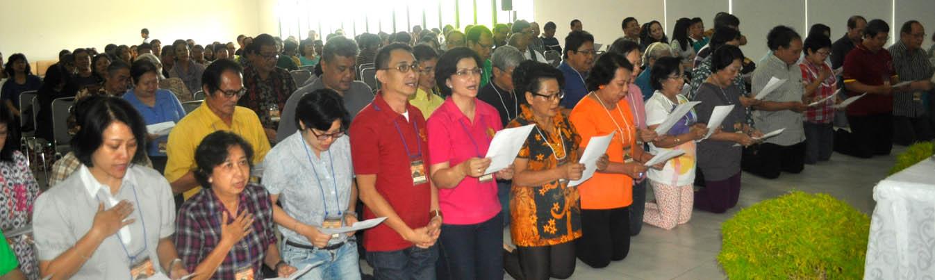 Temu Pewarta BPPG Jakarta, 30 - 31 Agustus 2014