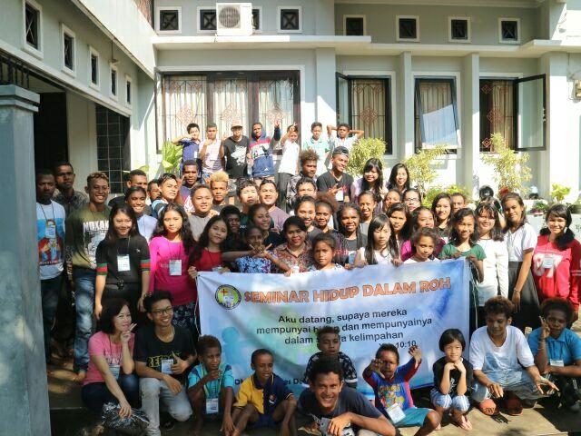 SHDR Pertama PDOMPKK St. Yohanes Don Bosco Jayapura