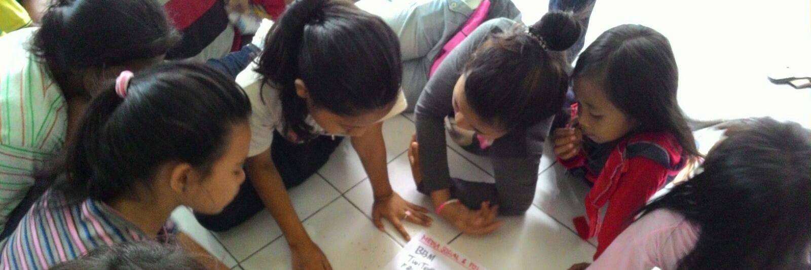 Karya Kom. Putri Sion untuk Masyarakat: Bimbel dan TB Kancil