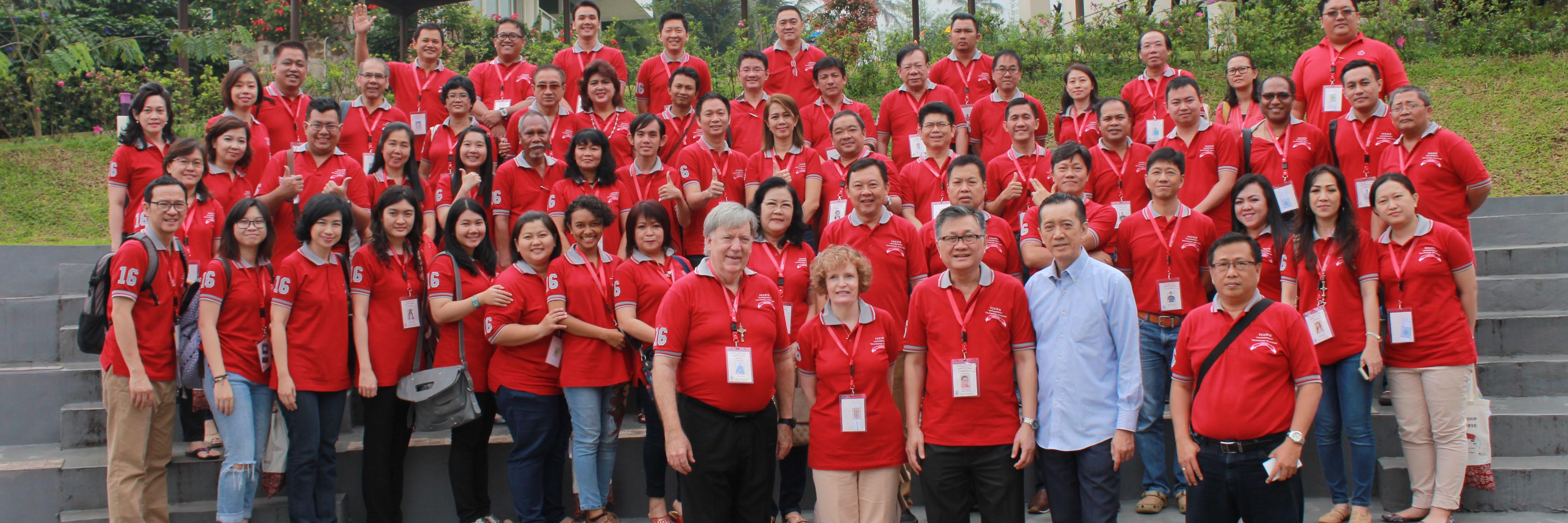 ICCRS LTC Indonesia Villa Bukit Pancawati 22 Feb - 01 Maret 2016
