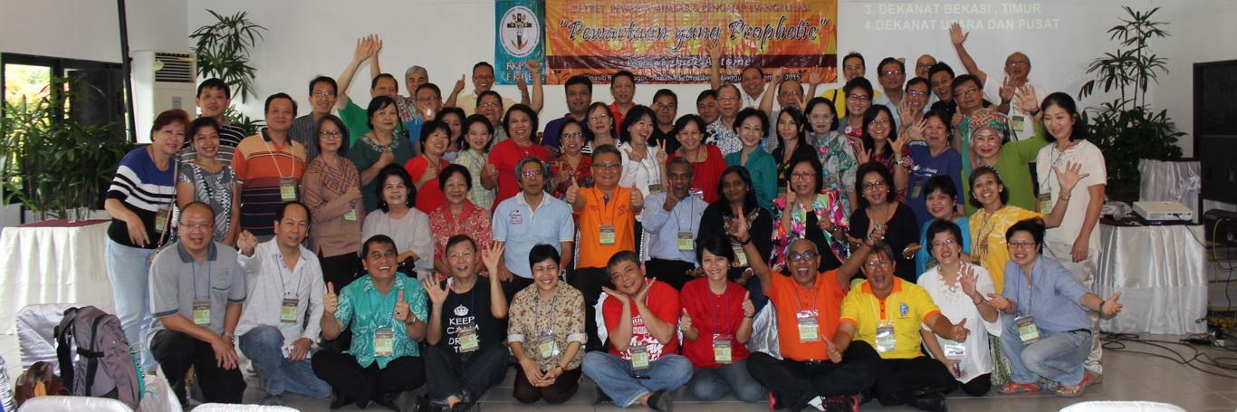 Temu Pewarta + FKPE BPPG Jakarta, 4-6 Sept 2015
