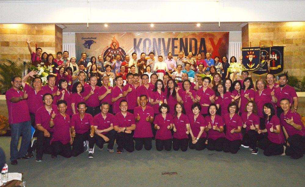Foto-Foto Kegiatan Konvenda & Moderda BPPG Jakarta 2017