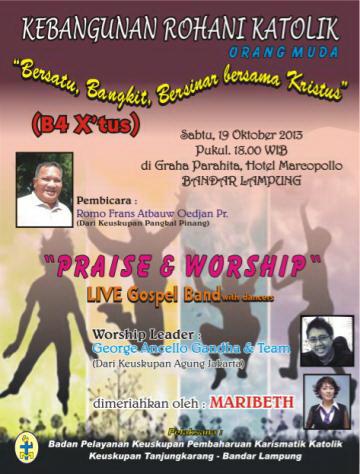 Kebangunan Rohani Katolik Orang Muda Bandar Lampung