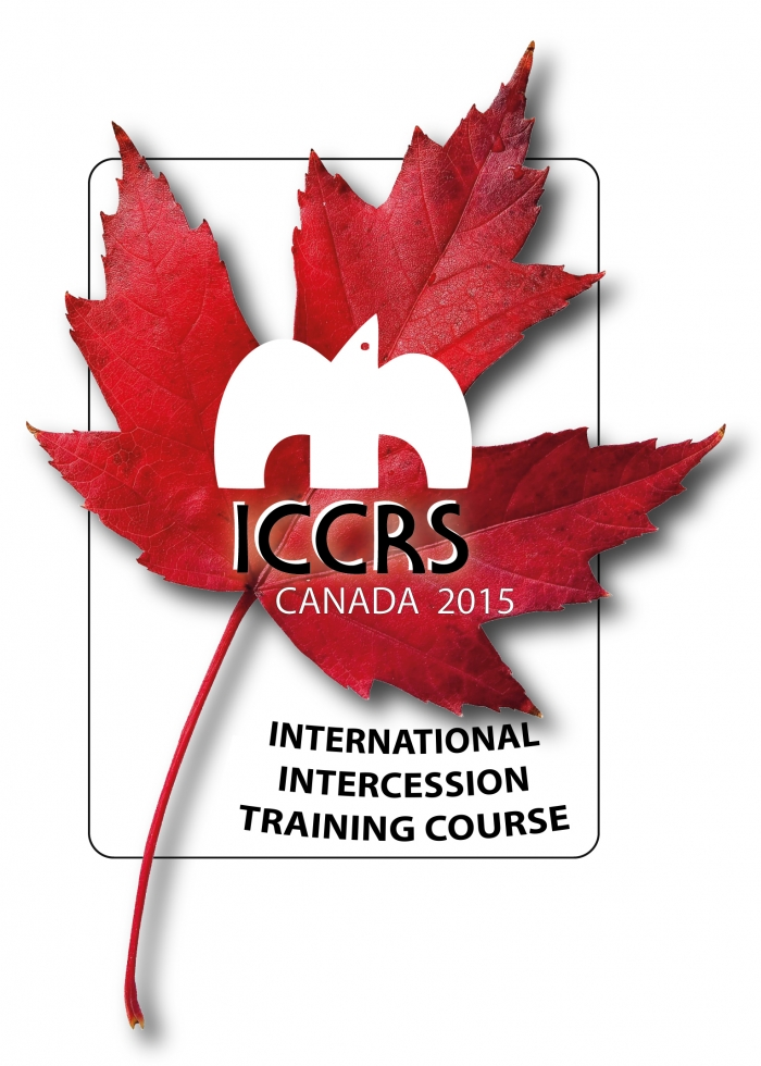 ICCRS INTERNATIONAL INTERCESSION TRAINING COURSE • QUEBEC, CANADA (FROM JUNE 30TH TO JULY 5TH 2015)