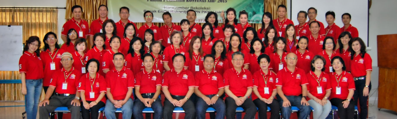 Rekoleksi Panitia Pelaksana Konvenas XIII, Makassar Agustus 2014