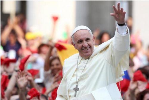Undangan Paus Fransiskus